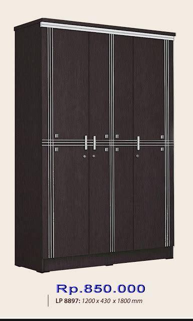 Lemari Pakaian 3pintu Minimalis Graver toko furniture di cianjur lemari pakaian 3pintu