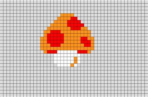 8 bit pixel mario bros for powerpoint mushroom mario pixel art brik