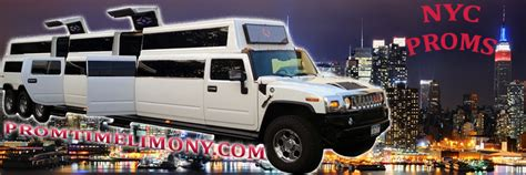 Prom Limousine by Prom Limo New York 2016 New York Prom Limousine In