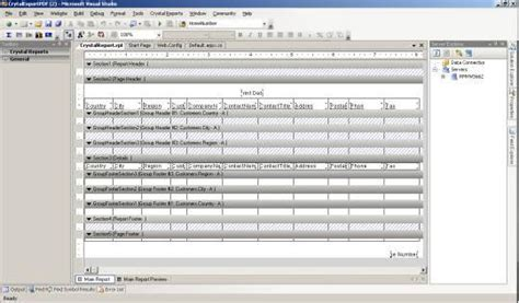 tutorial asp net crystal report export crystal reports to pdf file