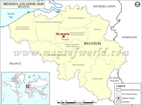 belgium world map location where is brussels location of brussels in belgium map