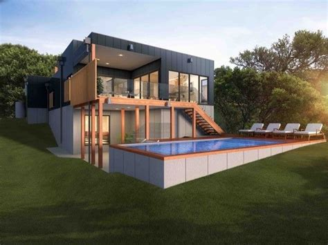 House Plans For Sloping Blocks 33 Best Images About Home Designs Northlakes Block 2016 On Split Level House Plans