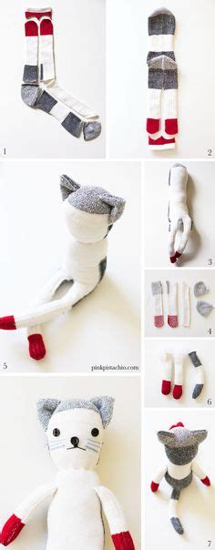 sock animals step by step 1000 ideas about sock animals on sock toys sock dolls and easy crafts