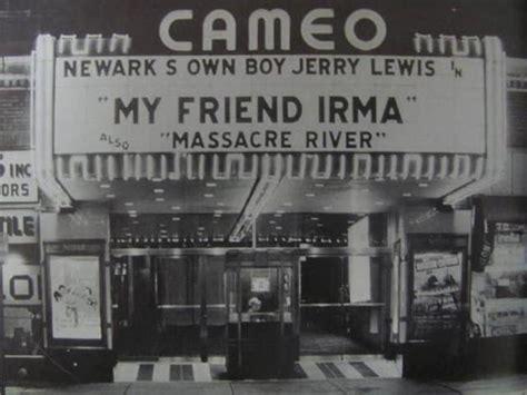 cameo theatre  newark nj cinema treasures