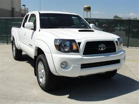 2011 Toyota Tacoma Trd Sport Specs by 2011 Toyota Tacoma V6 Trd Sport Prerunner Access Cab Data