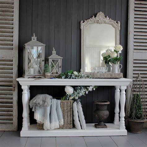 distressed white sofa table 1000 ideas about white wash table on pinterest white