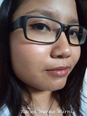 Alas Bedak Ultima racun warna warni review line kosmetik purbasari lipstik