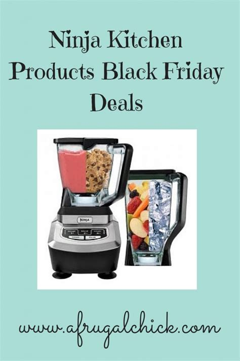 kitchen black friday sale ninja kitchen products and tmnt black friday deals