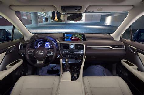 Lexus 450h Interior by 2015 Lexus Rx 450h Premier Review Review Autocar