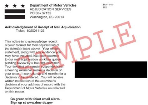 Appeal Letter For Parking Ticket best photos of interest charge letter template in 30 days