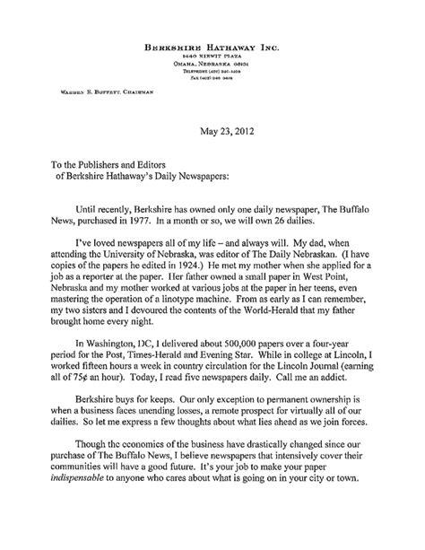 Buffett Letter 2017