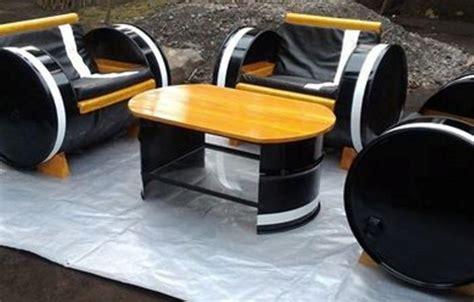 Jual Sofa Dari Drum cara membuat kursi sofa dari drum bekas infosofa co