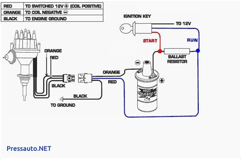 wiring diagram for electronic distributor help with