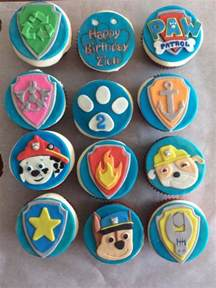Paw Patrol Cupcakes   CakeCentral.com