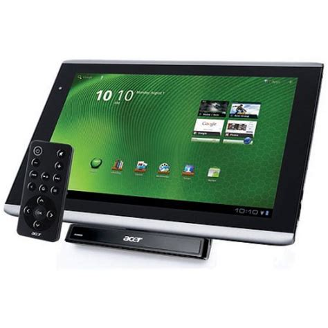 Tablet Q Station acer iconia tablet a500 station with remote walmart
