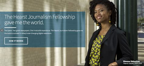 Journalism Fellowships by Hearst Journalism Fellowships 2018 For Journalists Youth