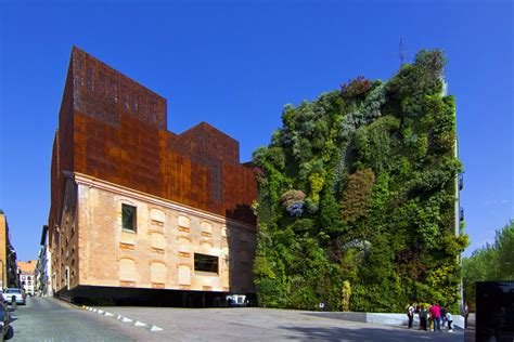 Richard Meier Floor Plans by Caixaforum Madrid Art Center Herzog Amp De Meuron