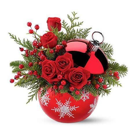 imagenes rosas de navidad flores para regalar en navidad