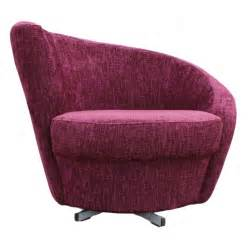 2 Seater Armchair Spiral Burgundy Rotating Tub Chair Next Day Delivery