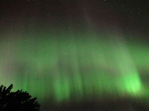 Northern Lights Michigan Forecast by The Page