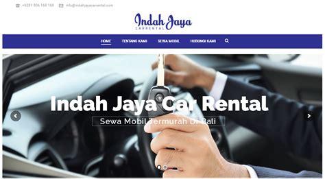 Wo Terbaik Dan Daftar Paket Di Depok by Daftar Harga Sewa Mobil Rental Mobil Di Depok Dan Jakarta