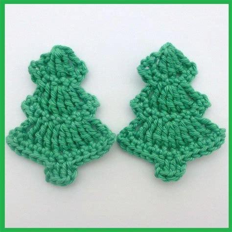christmas crochet appliques 2 handmade crochet christmas