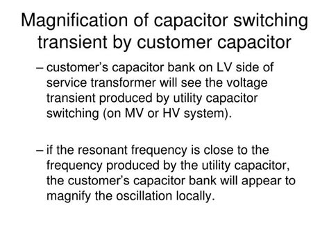 capacitor bank calculation ppt capacitor bank calculation ppt 28 images power quality ppt ug power quality ee2028 ppt