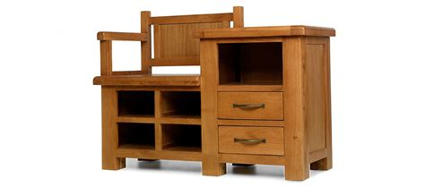 oak hall bench with storage barham oak hall shoe storage bench quercus living