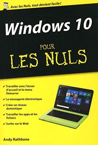 lire format epub windows 10 windows 10 pour les nuls t 233 l 233 charger gratuit pdf epub