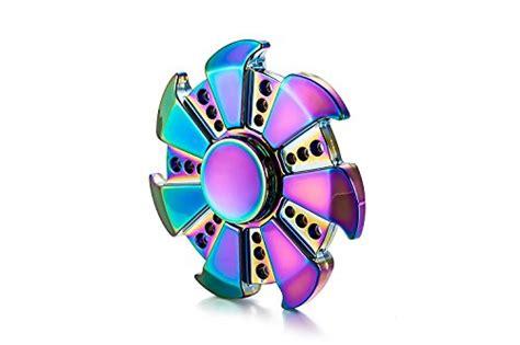Fidget Spinner Wind Rainbow High Speed ygj rainbow spinner fidget fidget spinner spinning tops