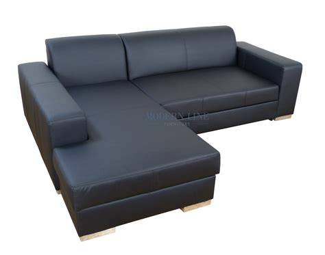 Sofa With Leather And Fabric Modern Leather Fabric Sectional Sofa Sleeper With Storage S3net Russcarnahan