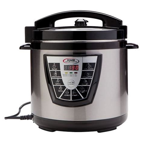 the power pressure cooker xl power pressure cooker xl 6 qt target
