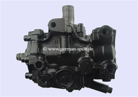 len reparatur a1244607601 power steering gear box e class e class w124