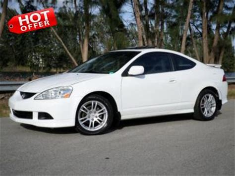 Two Door Cars For Sale by 2006 Acura Rsx Hatchback 2 Door Used Car For Sale At