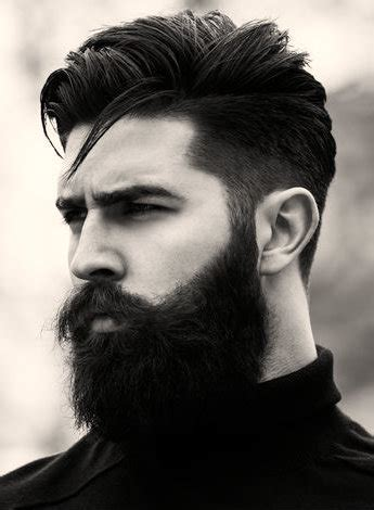 fashionable ways man could rock their black hair17