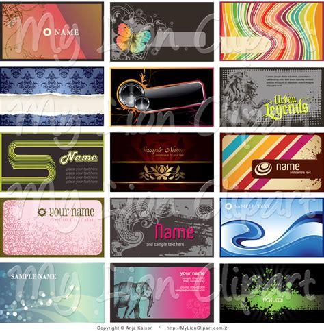 buisness cards for a fair template visiting card design sle in coreldraw fair best