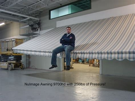 Commercial Retractable Awnings The 9700hd Strong Awning Retractable Awning