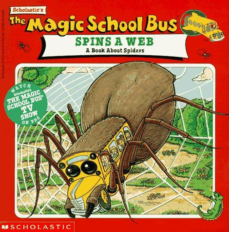 the of the spider books magic school spins a web a book magic school books