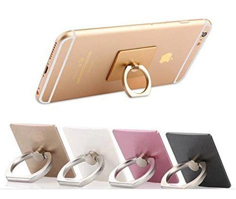 Ring Stand Ringstend Logo Branded Hook ring holder hook universal mobile phone 3d metal ring stand holder mount holder finger grip