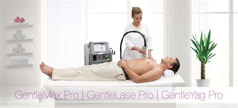 to candela gentle pro series syneron candela