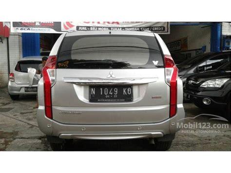 Tv Mobil Jawa Timur jual mobil mitsubishi pajero sport 2016 dakar 2 5 di jawa