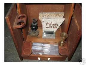 Spirit Cabinet The Dybbuk Box Circa71