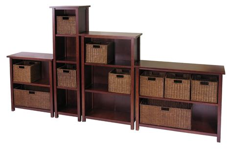 storage cabinets with wicker baskets storage baskets for shelves wicker shelves