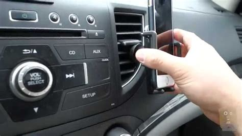 Car Holder For Smartpone Termurah taotronics car air vent smartphone holder tt sh06 review