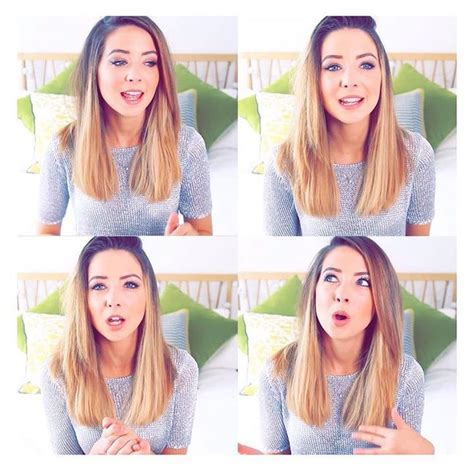 zoella hairstyles youtube zoella s hairstyle peinados pinterest zoella and