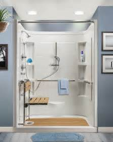 walk in shower with designed for seniors 174 hydrotherapy