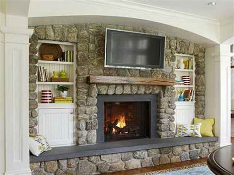 Flat Fireplaces by Planning Ideas Flat Tv Above Fireplace Ideas Tv Above