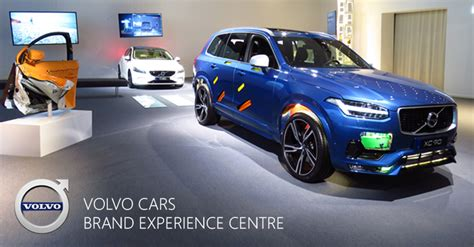 exclusive report volvo brand experience centre  gothenberg  sweden part