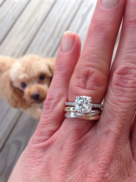Your Wedding Your Way how to wear your wedding rings staruptalent