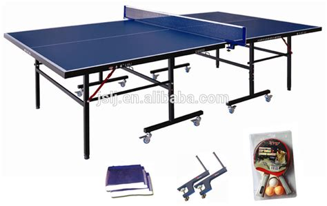 Ping Pong Tables For Sale by Wholesale 16mm Table Tennis Table Used Ping Pong Table